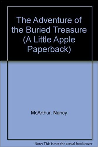 Book The Adventure of the Buried Treasure (A Little Apple) by Nancy McArthur (1990-11-03)