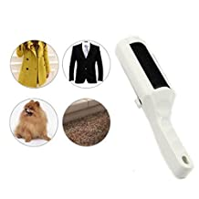 Clothes Coat Sticky Remove Lint Roller Pets Hair Cleaner Dust Brush Sweeper