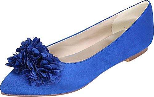 Up Shut Dance amp; 5 Danse 36 Classique Bleu Femme Bleu x7RSP