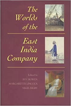 Book The Worlds of the East India Company