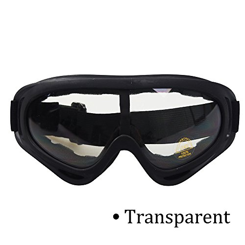 Toonol Tactical Adjustable UV Protective Outdoor Glasses Windproof Dust-proof Combat Motorcycle Military Sunglasses Outdoor Tactical - Predator Sunglasses Polarized 2