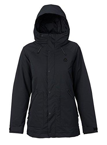 Burton Women's Eastfall Jacket, True Black, Medium -