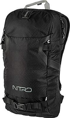 14 liters Nitro Snowboards 2018 Casual Daypack 48 cm