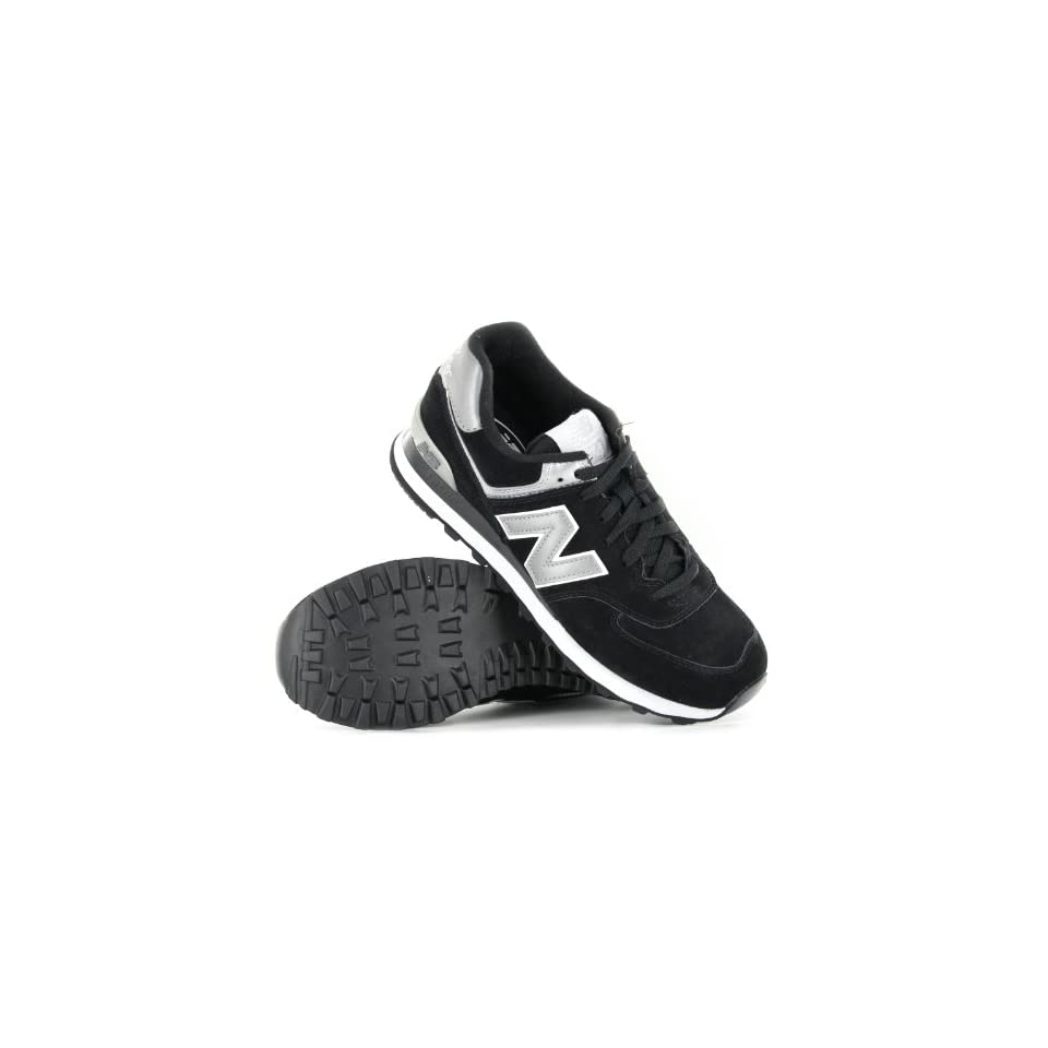 New Balance 574 Classic Black Mens Trainers Fashion Sneakers Shoes