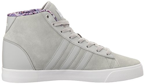 Daily Clear white Chaussures Mode Mid Sneakers Onix Onix Cloudfoam Femmes light Adidas Qt S4qx8nn7