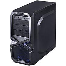 Computador Gamer Movva MVXP Pentium G4560 3.5Ghz 4GB Ram HD 500GB Placa de Vídeo GT 430 2GB 400W