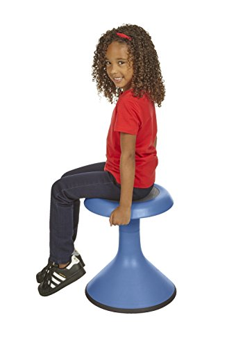 Claret Wobble inch NeoRok Select Periwinkle Active Height Seating Stool 20 1 Motion Seat Classroom 2 TZOgxqXWwg