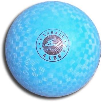 Exertools 4-lb Soft Shell Medicine Ball