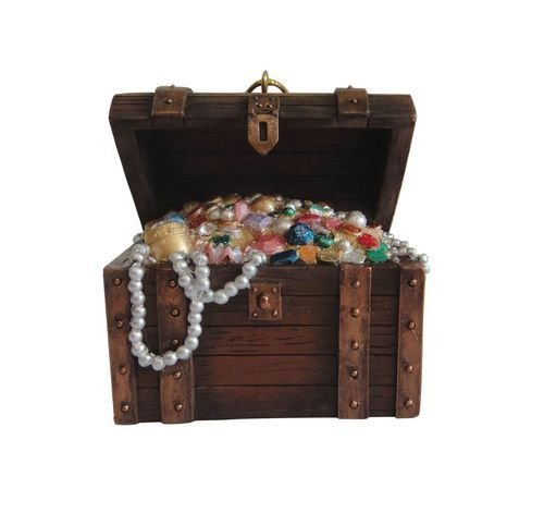 (December Diamonds Treasure Chest)