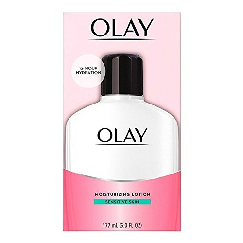 OLAY Moisturizing Lotion Sensitive Skin 6 oz