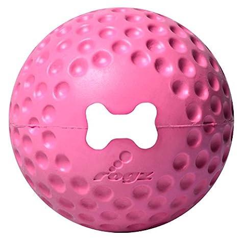 ROGZ Pupz Gumz Treat Toy Ball, Small/2