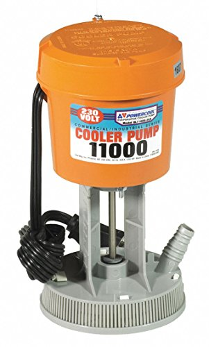 230V Re-Circulating Pump for Commercial Size Evaporative Coolers ()