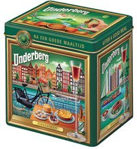 2015 Collector`s Gift Tin 12 liquid by Underberg