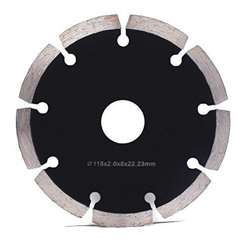 Dry Cut Diamond Wheel - Z-LEAP 4.5 Inch Diamond Saw Blade Dry Or Wet Cut Off Wheel for Granit Concrete Metal