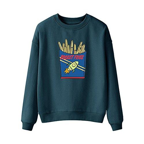 Shop B Cotone Dimensioni colore Camicia Inverno Donna M Li Da Shi Sottile In B Autunno Xiang XwZcqx4a