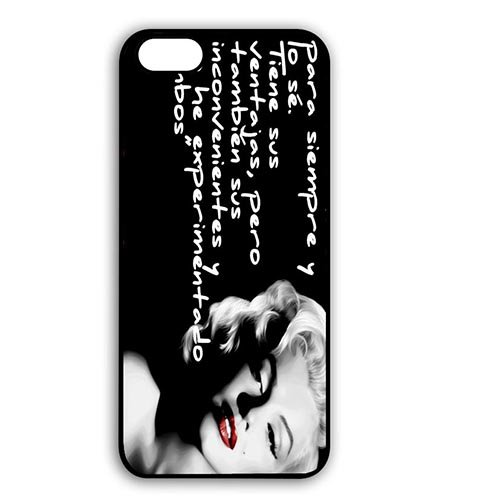 Coque,Custom Charming Marilyn Monroe Hard Phone Cover Case Covers for Coque iphone 7 4.7 pouce