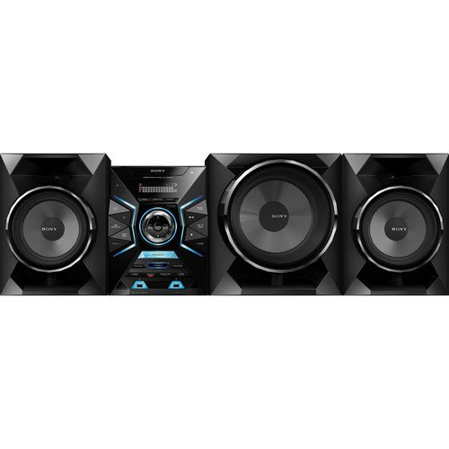 Sony 1600 Watt Audio Hi-fi Surround Sound Stereo Shelf Syste