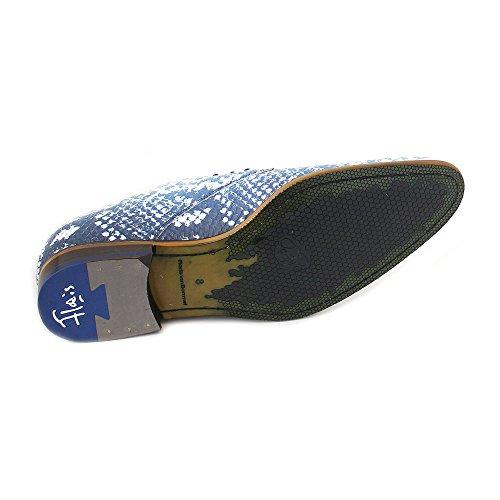 Floris Of Bommel 999 D.blue Snake Blau (d.blue Snake)