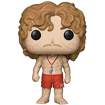 Funko Stranger Things - Flayed Billy (Lifeguard Billy) Pop! Vinyl Figure (Includes Compatible Pop Box Protector Case): Toys & Games