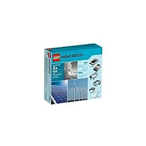 LEGO 9688 Education - Energías renovables (12 piezas, a partir de 8 años, ampliación de juego 3009686)