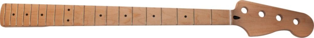Mighty Mite MM2907 P-Bass Replacement Neck with Maple Fingerboard