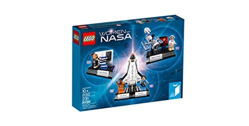 Lego Ideas Women Of Nasa 21312 Building Kit  231 Piece
