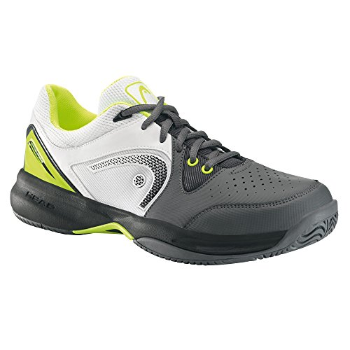 Head Revolt Team Men Gris Jaune Fluo 2015 chaussures de tennis