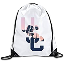 Hunson - Geek University Of Southern California 623 Training Gymsack Drawstring Sling Backpack For Men & Women Sackpack