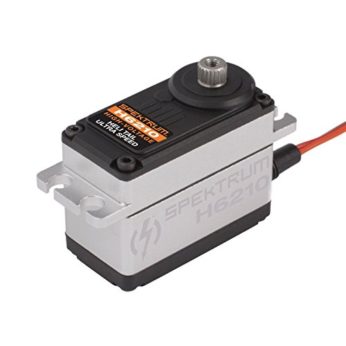 (Spektrum H6210 HV Digital Ultra Speed Heli Tail MG Servo)