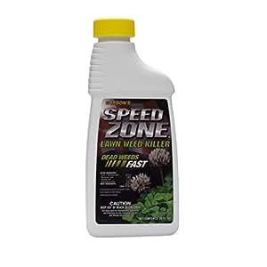 SpeedZone Lawn Weed Killer Boadleaf Herbicide 785249