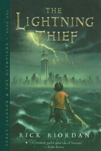 The Lightning Thief by Riordan, Rick on 01/03/2006 unknown edition