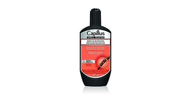 Baño de Queratina Hidratación Profunda SINGLE SOLUTION CAPILLUS ...