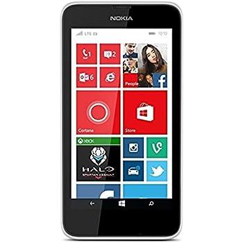 Amazon.com: Nokia Lumia 635 RM-975 Unlocked GSM LTE