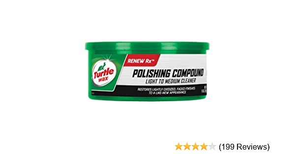 amazon com turtle wax t 241a polishing compound scratch remover