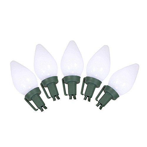 Led C9 Ceramic Lights - 9