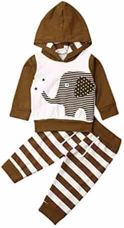 Baby Toddler Animals Cosplay Boys Girls Cute Cartoon Warm Bodysuit Romper Jumpsuit YESOT Winter Unsex Pajamas