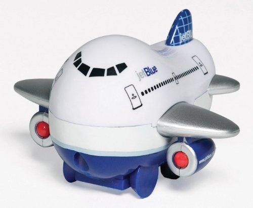 Jetblue Magic Fun Plane Airplane Toy by Herpa - Magic Herpa