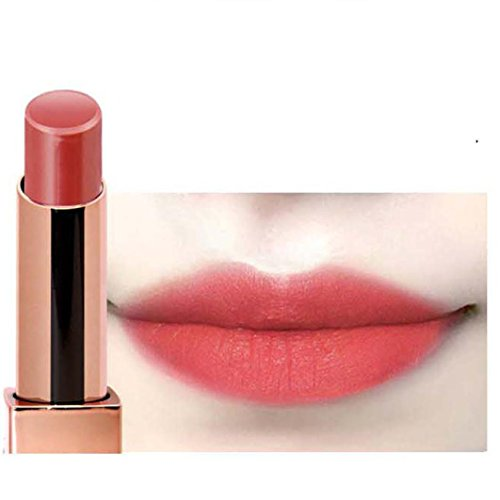Lipstick Odeer Mermaid Shimmer Gold Lipstick Glitter Pigment Metallic Lip Gloss Long (Daisy 04 Color)