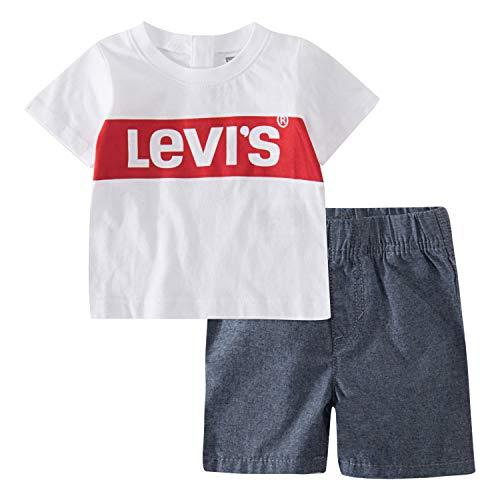 Levi's Baby Boys Graphic T-Shirt...