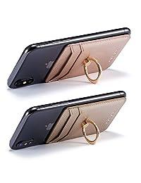 Anillo de soporte para tarjeta de teléfono móvil.