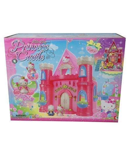 Hello Kitty Sanrio Fabulous Princess Musical Castle Limited Edition - Hello Kitty Princess Castle