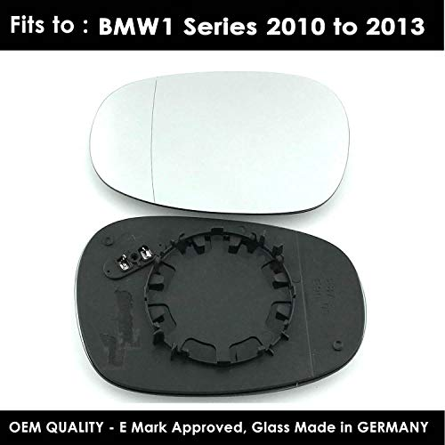 Passenger Side The Wing Mirror Company GP504-VF Door//Wing Mirror Glass Including Base Plate LH