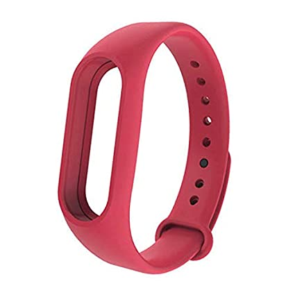 oobest Xiaomi Mi Band 2 braccialetto da polso mi Band 2 colorato da polso sostituzione Wristband Smart Band accessori per Mi Band 2 nero Nero