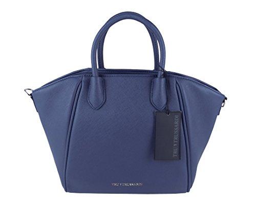 Bolsa Tru Trussardi T04 de mujer Azul Vaqueros