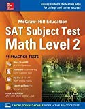 John J. Diehl: McGraw-Hill Education SAT Subject Test Math Level 2, Fourth Edition (Paperback); 2016 Edition