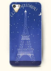 C'est Magnifique!-iPhone 5/5s/5g Back Plastic Case