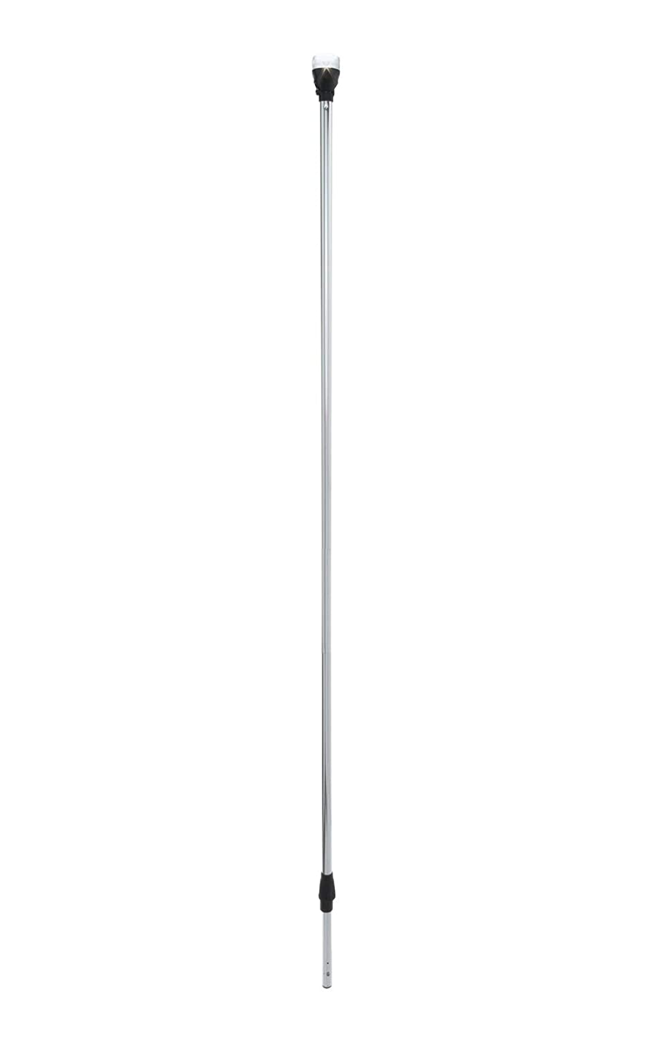 Boating & Watersports Perko 1445DP5CHR 42-Inch 5 Degree Closed Top All Around Light Pole