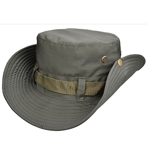 Beileer Men's Stylish Sun Hat - Army Green, One Size
