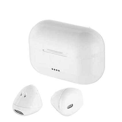 Beauty Court Auricular Bluetooth Inalámbrico, V4.2 + EDR Audífonos Magnéticos En La Oreja