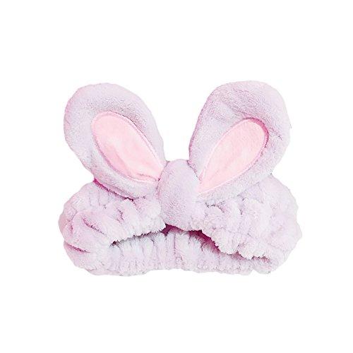 BAOBAO Cartoon Rabbit Headband Bowknot